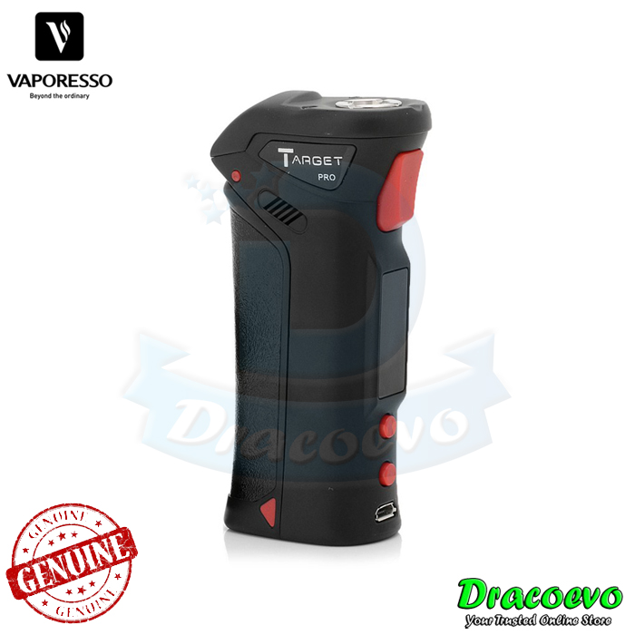 Authentic Vaporesso Target Pro 75W VTC MOD Vape With Free Battery