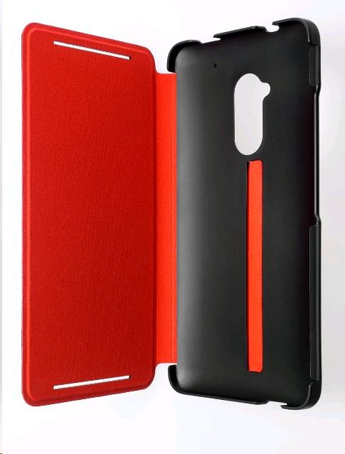 Authorized HTC One max 8088 Flip Case with Stand HC V880 ~ORIGINAL Set