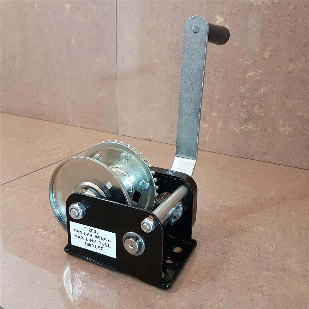 Auto Brake Manual Winch 1000LBS ID559955