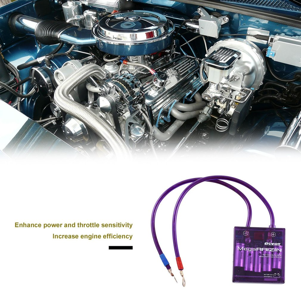 Auto Car Automobile Motor Engine Electronic Ballast with Voltage Displ..