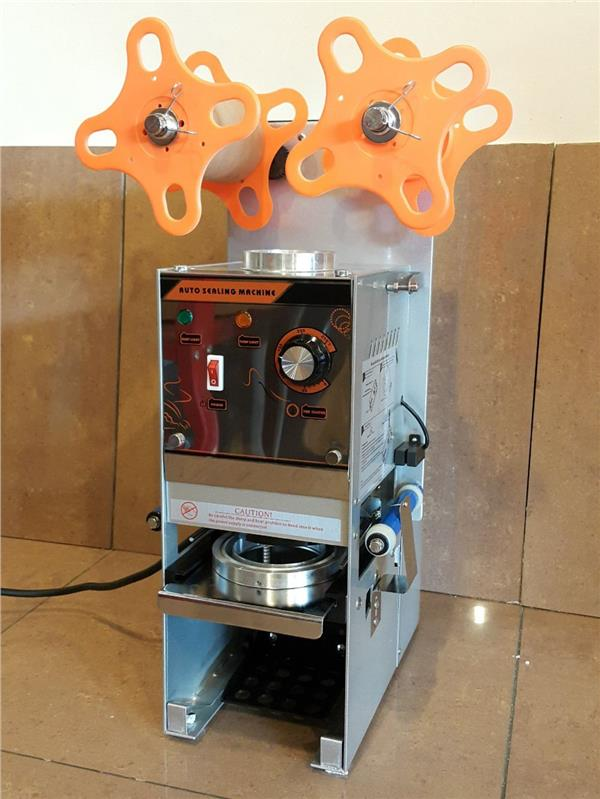 Auto  Cup Sealing Machine without Counter ID30595