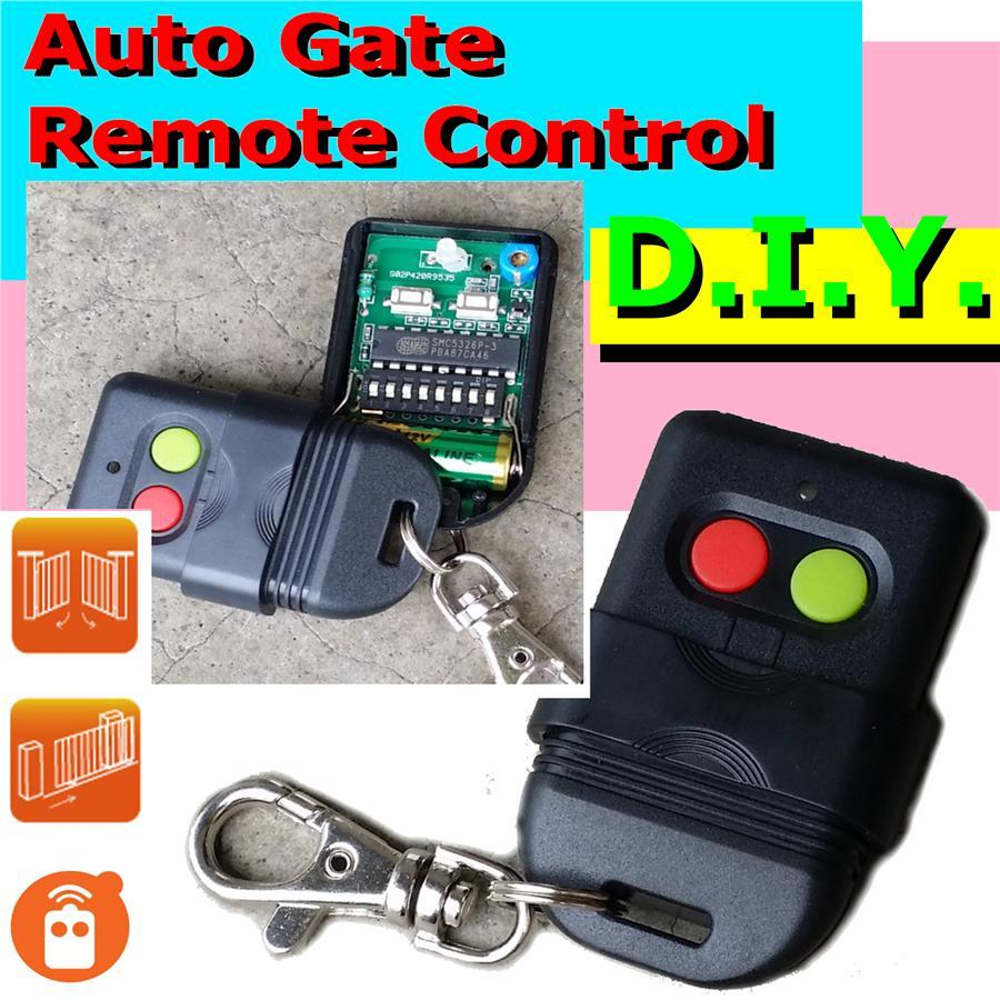 Auto gate remote control key 330mh end 11132018 1014 pm auto gate remote control key 330mhz new type ic for batteries saving rubansaba