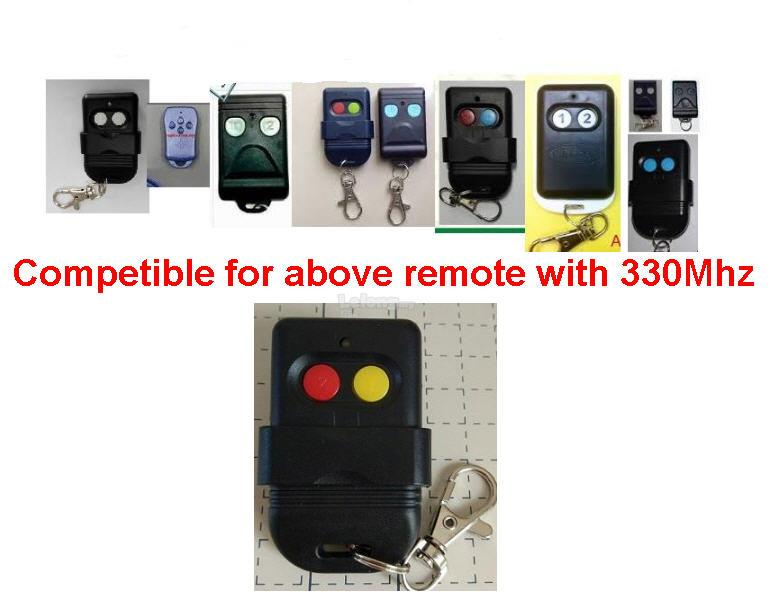 Auto Gate Remote Control Replacement *Long Distance Strong Signal*