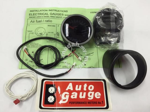 Auto Gauge 60mm Angel Ring Air Fuel Meter Taiwan