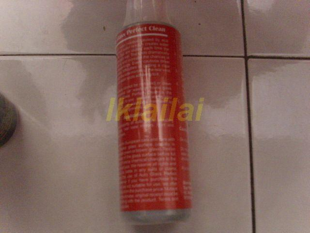 Auto Glass Perfect Clean Liquid [150ml]