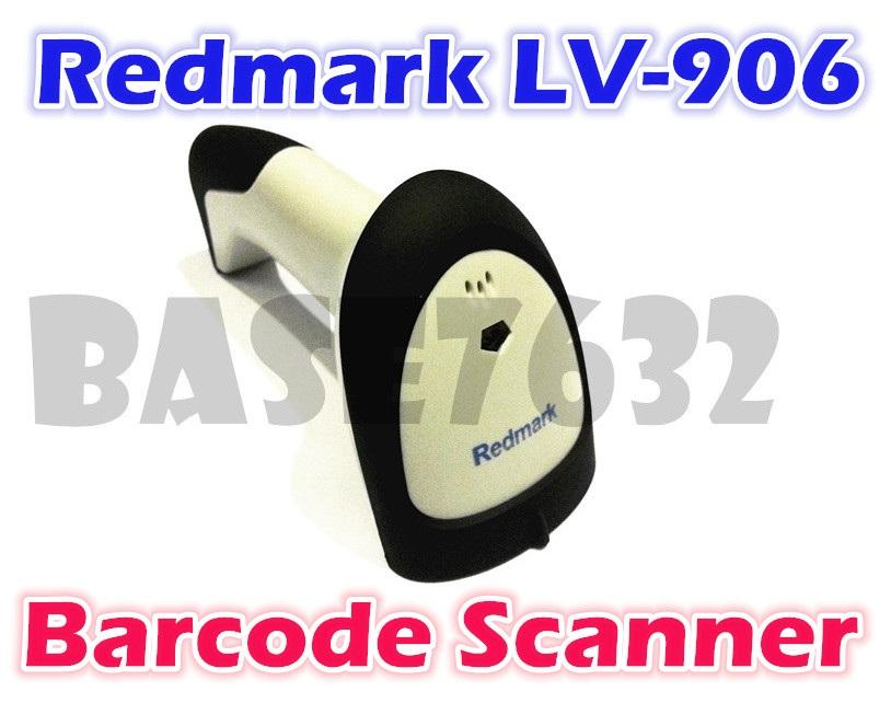 Auto Scan Redmark USB Laser Barcode Scanner Reader for Buisness LV-906