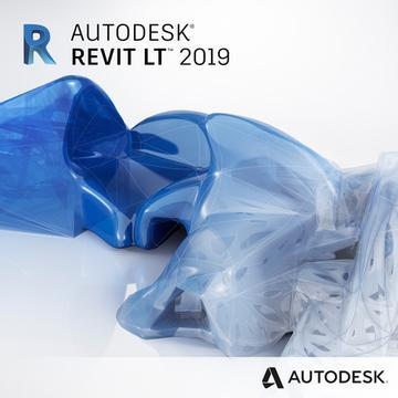 AutoCAD Revit LT Suite 2019 Commercial New ELD Annual Subscription