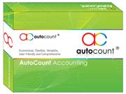 Autocount Express Complete (Accounting + Stock + Invoicing) Software