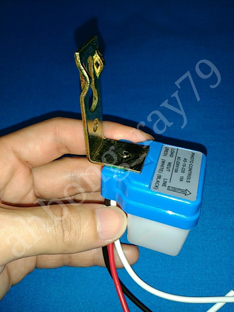 Automatic Auto On Off Photocell Ligh End 6 10 2019 915 Pm Ac Switch Wiring Light Photo Control Sensor