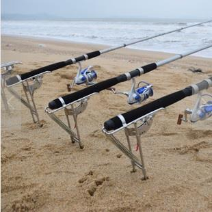 Automatic Fishing Rod Stand Holder
