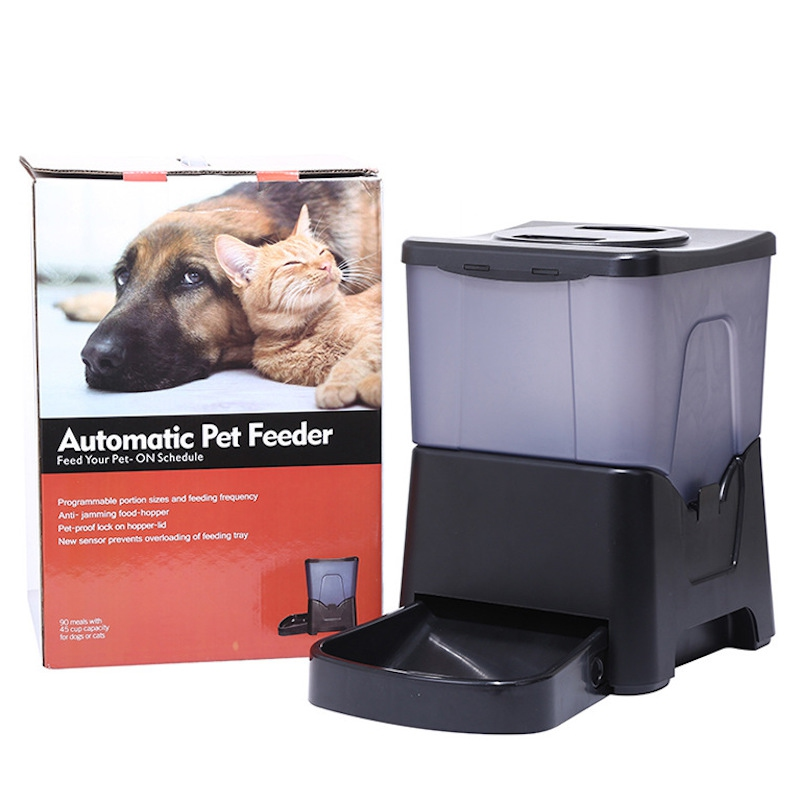 buy capacity supply detail medium auto com pet feeder food alibaba dog automatic on product