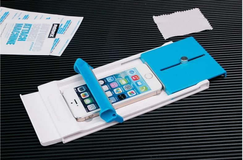 Automatic Screen Protector Attach Machine For Smartphones (+Free Gift)