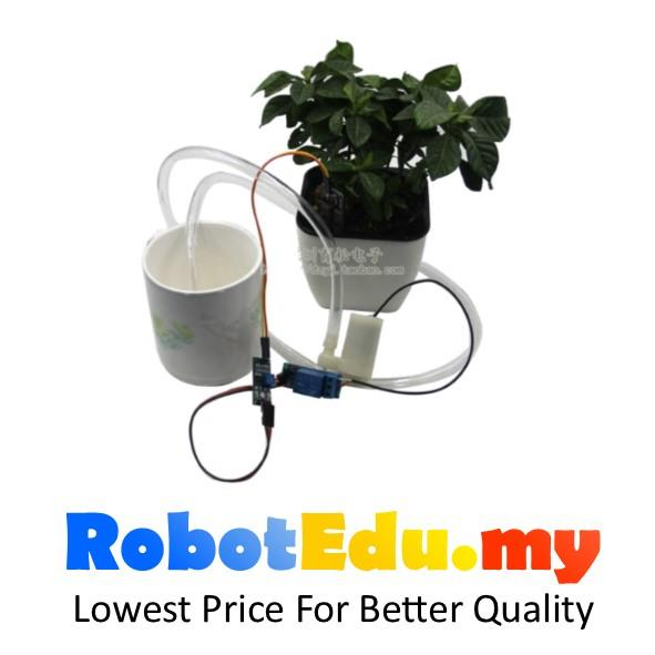 Automatic watering Pump DIY Kit - Automatic Irrigation Module DIY Kit