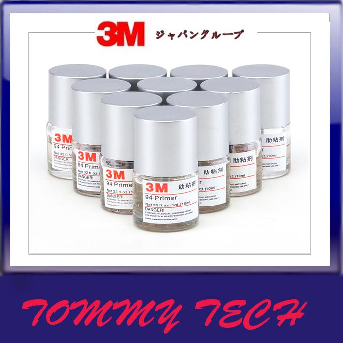 AUTOMOTIVE 3M PRIMER 94 DOUBLE SIDED ACRYLIC TAPE ADHESIVE PROMOTER