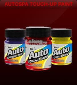 AUTOSPA  TOUCH UP PAINT FOR ALL PERODUA CAR MODEL 3 PCS A SET