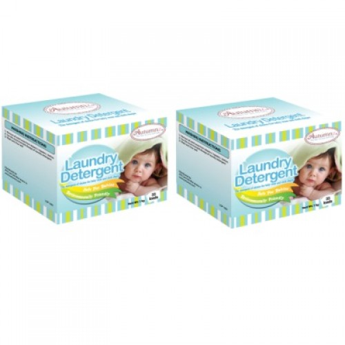 Autumnz: Baby Safe Laundry Detergent (2 BOX)