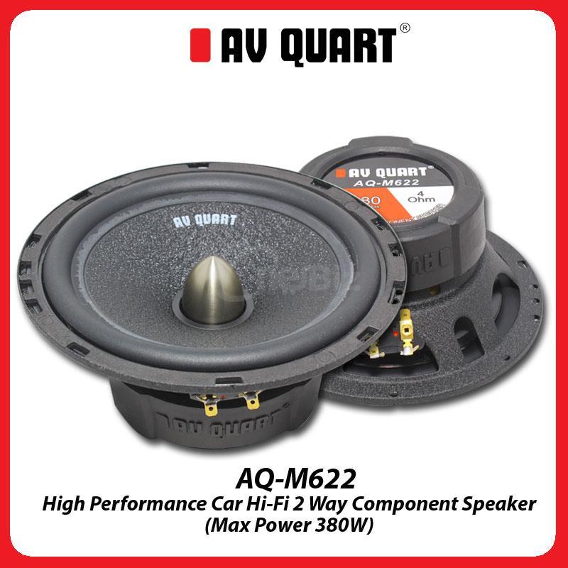 Av Quart 2 Way Component Speaker Hi End 11 2 2019 10 15 Am