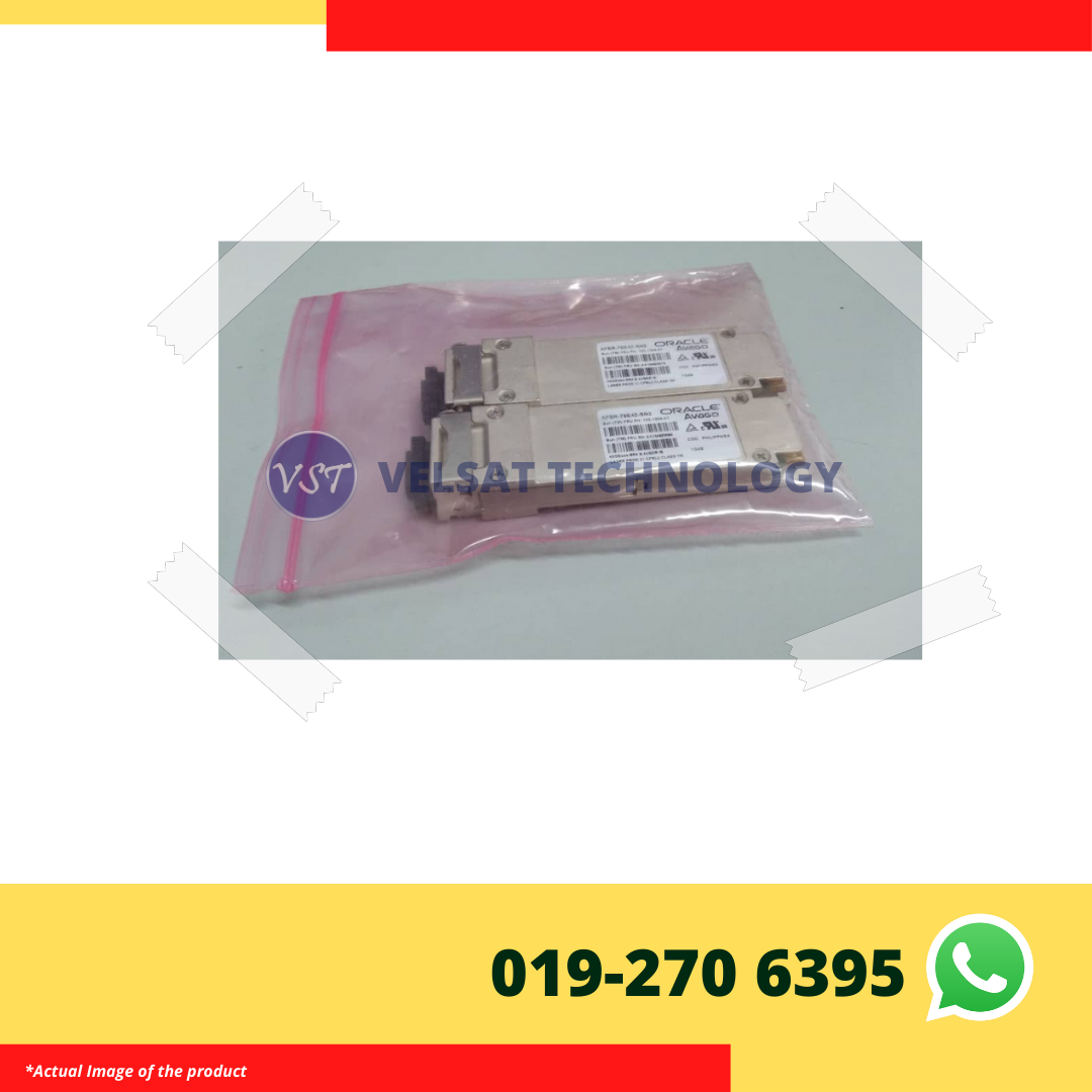 Avago AFBR-79E4Z-SN2 Oracle 40GBPS Transceiver