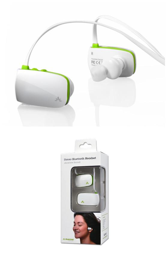 Avantree Bluetooth Stereo Headset - Sacool