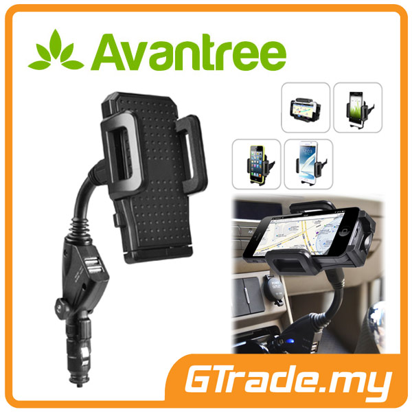 AVANTREE Car Charger Phone Holder Apple iPhone 7 7S Plus
