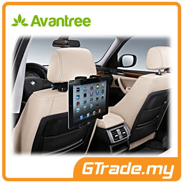 Adjule Universal Car Back Seat Headrest Mount Tablet Pc Stand Holder For Ipad 2 3