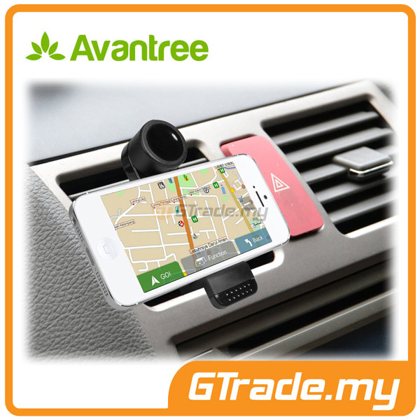 AVANTREE Car Phone Holder Air Vent Oppo R7S F1 Plus Find 7