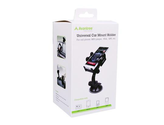 AVANTREE HD129 Universal Car Windshield Suction Holder iPhone XS Max 8
