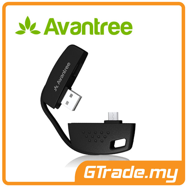 AVANTREE Micro USB Cable Keychain HTC10 One A9 M9+PLus M8 M7