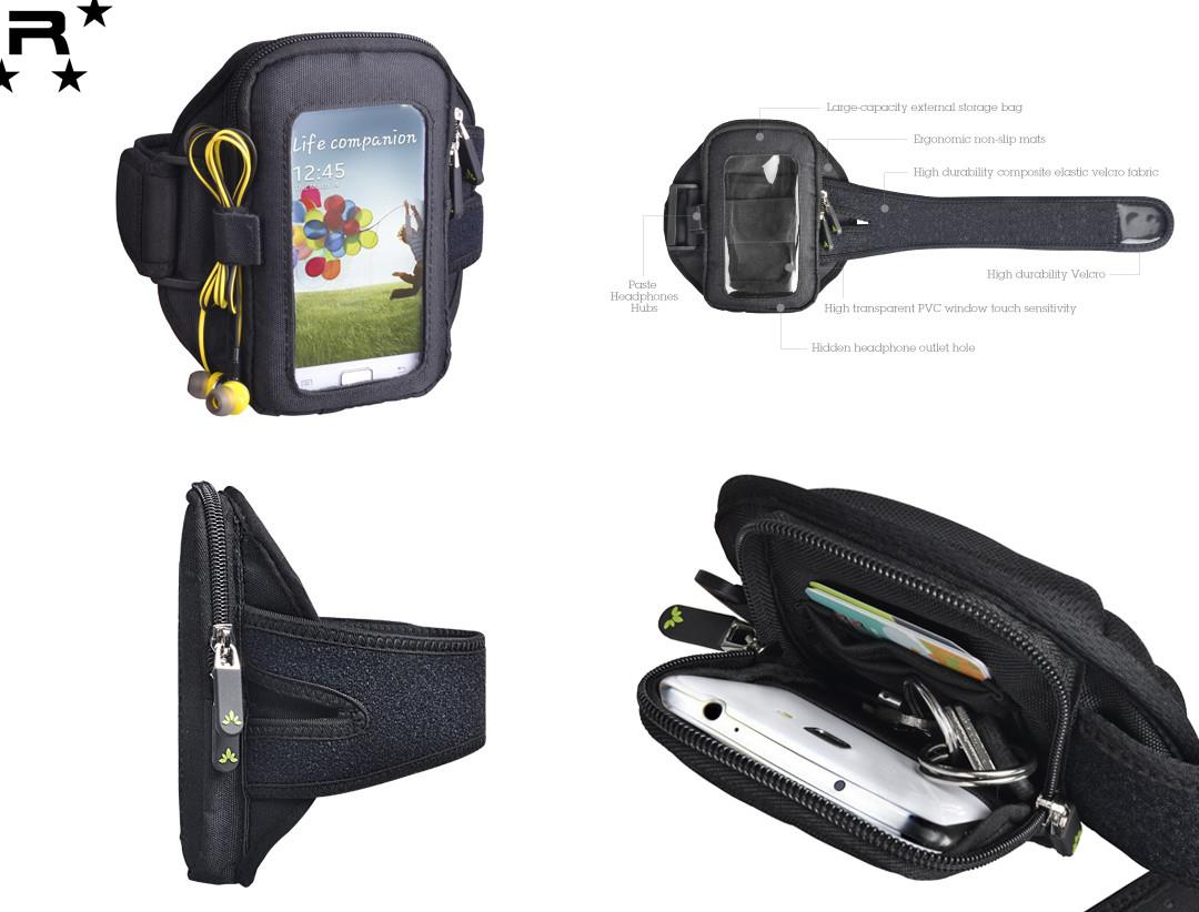 Avantree Multifunction Sports Armband - AM-TR801 Trackpouch - rmtlee