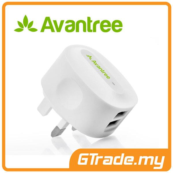 AVANTREE USB Charger 2.1A HTC 10 One A9 M9+Plus M8 M7