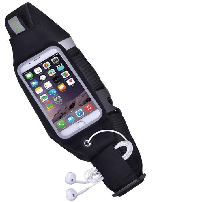 *AVANTREE Wallaroo Sport^Jogging Belt Pouch-iPhone 6 Plus Galaxy Note