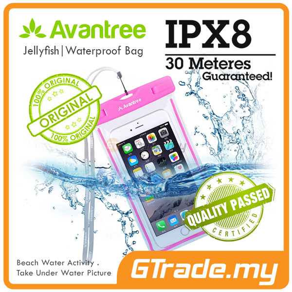 AVANTREE Waterproof Smartphone Phone Case PK XiaoMi Redmi Note 3 2 Mi
