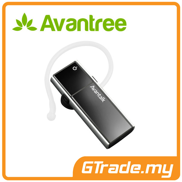 AVANTREE Wireless Bluetooth Headset Hands Free Pair 2x 5 Hrs TREX DUO