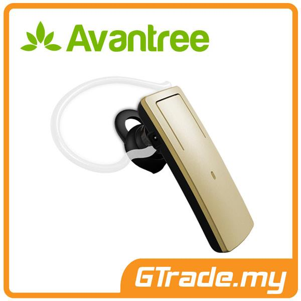 AVANTREE Wireless Bluetooth Headset Hands Free Pair 2x VOX POP