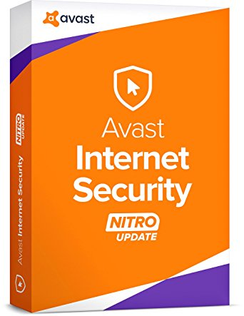 AVAST INTERNET SECURITY 2017 RETAIL (1 YEAR 3 USER) CD-KEY ONLY