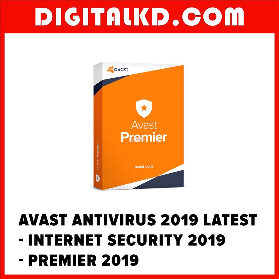avast antivirus 2019