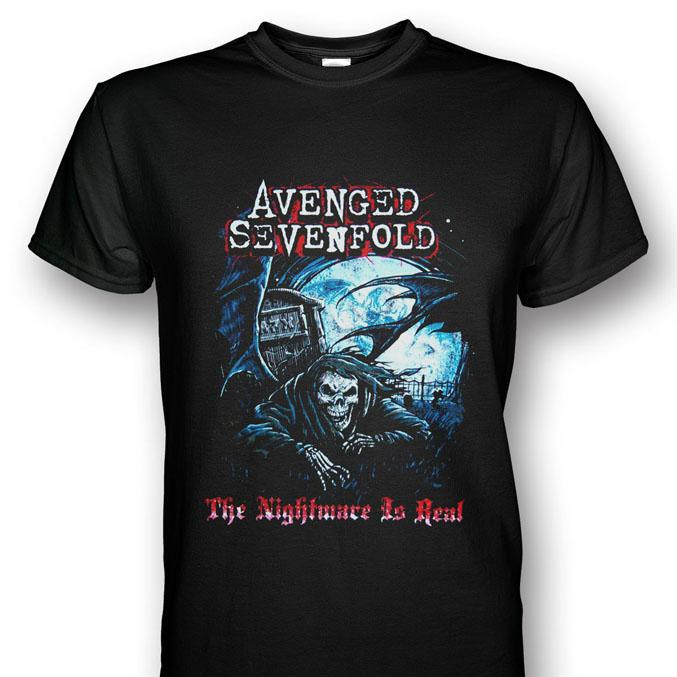Avenged Sevenfold T-shirt DG18