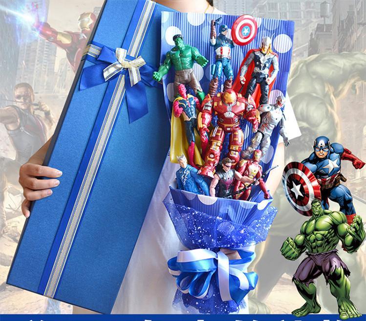 Avengers Boyfriend Bouquet Flower (end 10/12/2018 11:15 PM)