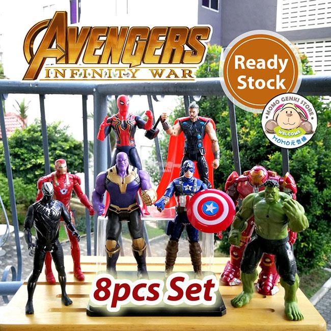 Avengers Infinity War Action Figures End 6 26 2020 2 46 Pm