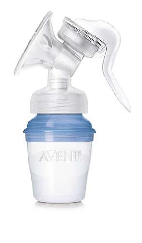 Avent Natural Manual Breast Pump wi (end 5 28 2021 12 00 AM) e4744c59cfed9