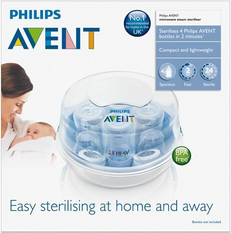 Avent Natural Microwave Sterilizer Normal Price Rm209 90