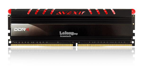 AVEXIR CORE SERIES 16GB DDR4 2400MHZ AVD4UZ124001616G-1COR RED LED