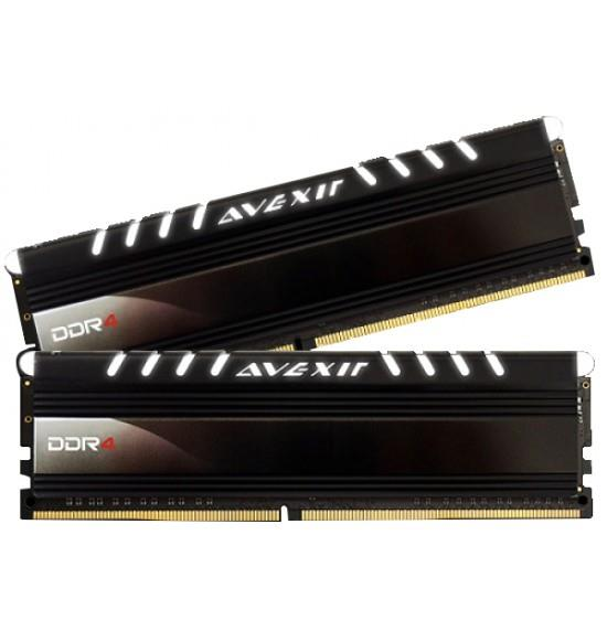 AVEXIR CORE SERIES 32GB (2X16GB) DDR4 2400MHZ AVD4UZ124001616G-2COW