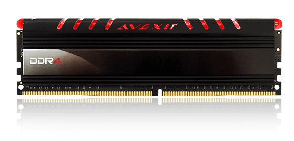 AVEXIR CORE SERIES 4GB DDR4 2400MHZ GAMING RAM AVD4UZ124001604G-1COR