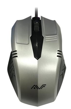 AVF 3D Wired Optical Mouse USB (1600dpi) - AM-E30U