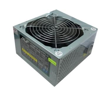 AVF ATX Power Supply with 500Watt PS500-F12BN