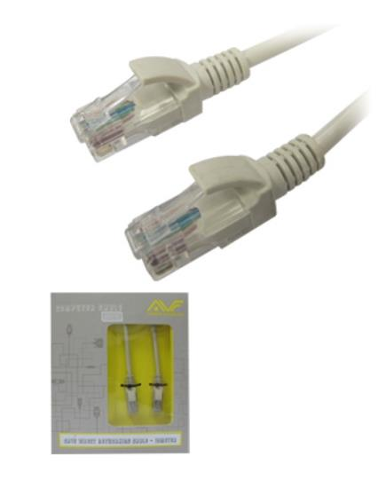 AVF Cat5 Direct Networking Cable - 20m ACAT5D-20 *Clear Stock*