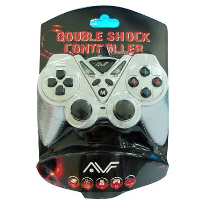 AVF DOUBLE SHOCK USB GAMEPAD CONTROLLER (STK2020)