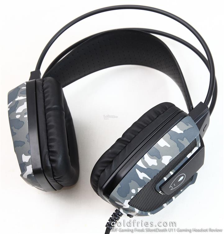 AVF Gaming Freak Headset GH-U11