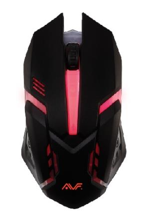 AVF Gaming Gear Rapid 1 Wired 3D Optical Mouse (1000dpi) USB AGG-R01